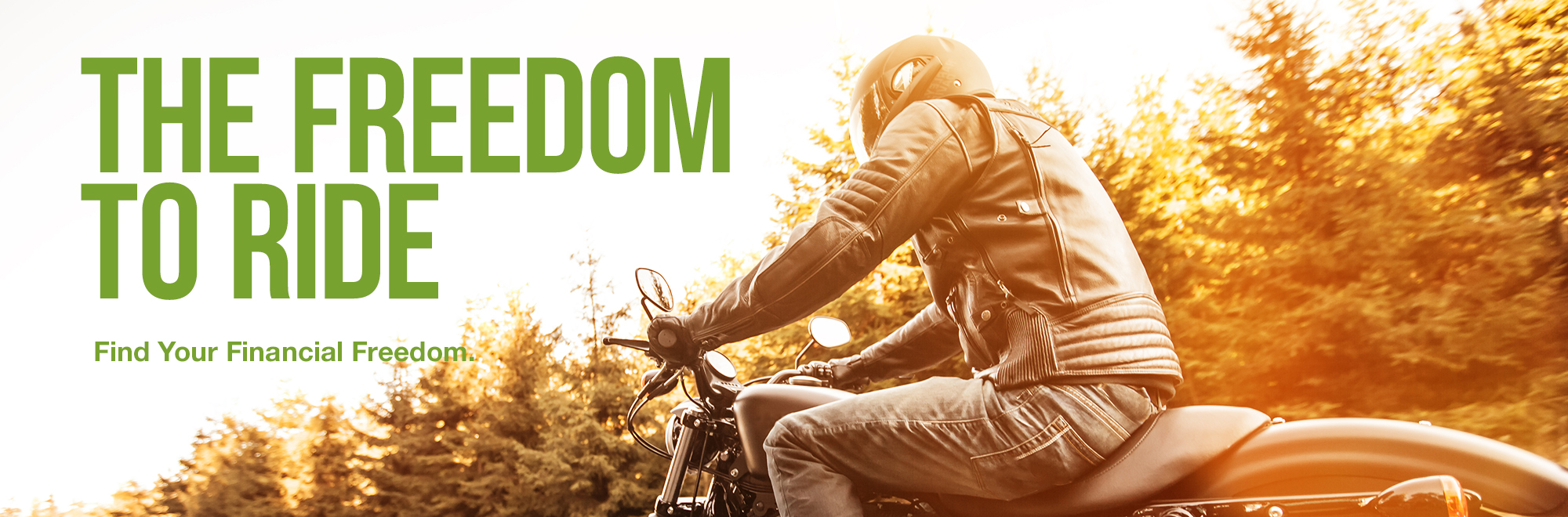 2017 Motorcycle – Free to Be