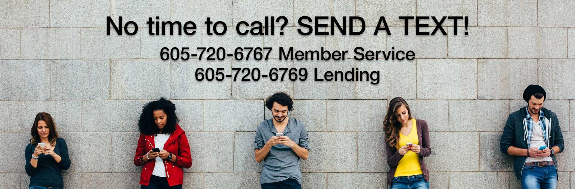2018 Send a Text