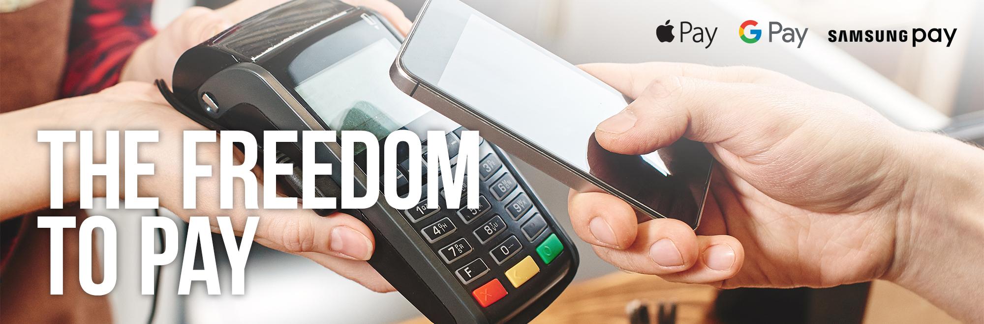 2018 Mobile Wallet