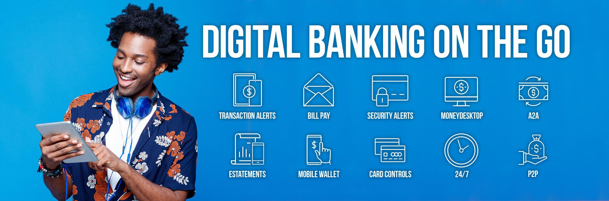 2020 Digital Banking – Man