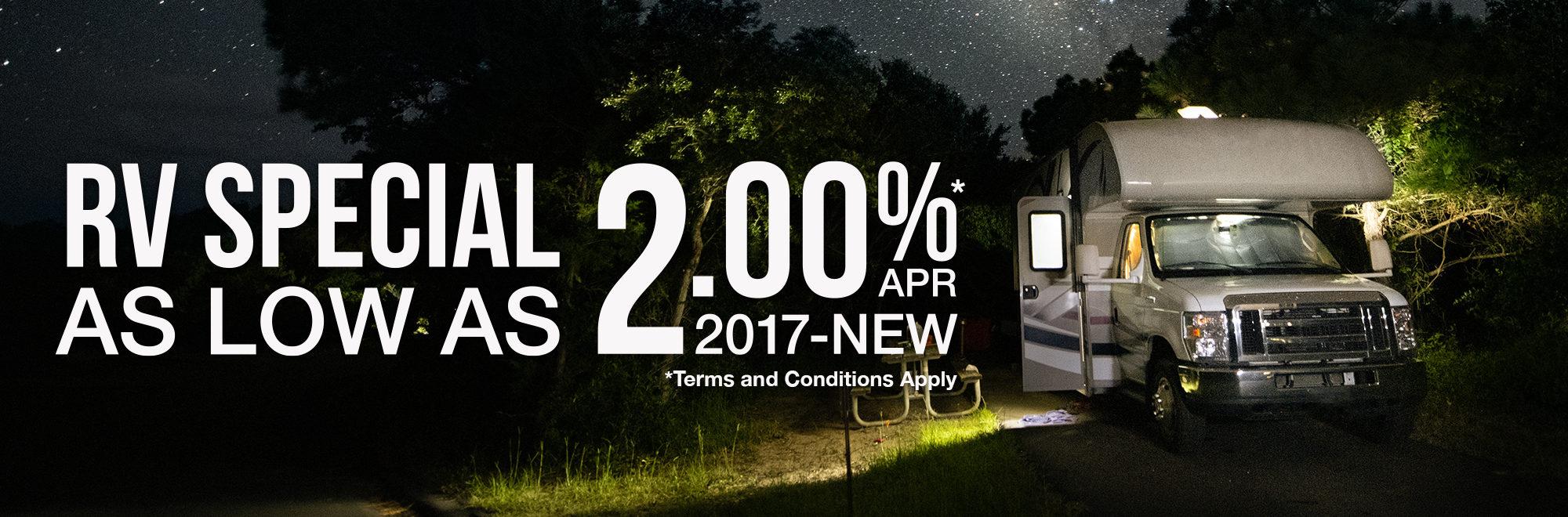 2021 RV Special